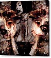 Twins II Acrylic Print