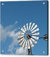 Twinwheel Acrylic Print