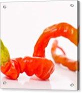 Twisted Pepper Acrylic Print