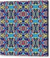 Twister Tile Acrylic Print