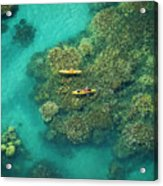Two Kayakers Acrylic Print