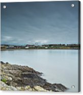 Two Minutes At Barry Island Acrylic Print