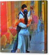 Two Tango Acrylic Print