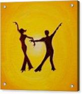 Two To Tango Acrylic Print