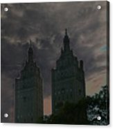 Two Towers Acrylic Print