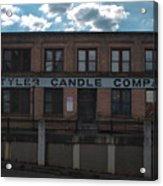 Tyler Candle Company Acrylic Print