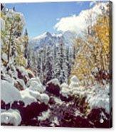 Tyndall Creek Acrylic Print
