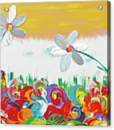 Typical Summer Day Acrylic Print