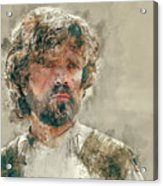 Tyrion Lannister, Game Of Thrones Acrylic Print