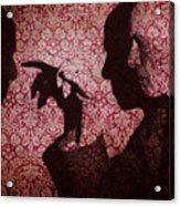 U N Me  Acrylic Print