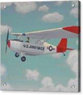 U S Air Force  Acrylic Print