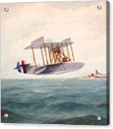 U. S. Coast Guard - Curtiss Flying Boat Acrylic Print