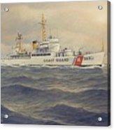 U. S. Coast Guard Cutter Castle Rock - version 2 Acrylic Print
