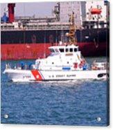 U S Coast Guard Acrylic Print