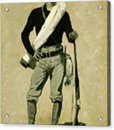 U. S. Soldier, Spanish-american War Acrylic Print