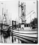 Ucluelet Harbour - Vancouver Island Bc Acrylic Print