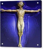 Holy Ufo Acrylic Print