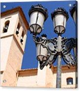 Ugijar Church 5 Acrylic Print
