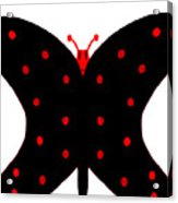 ugly Bug butterfly Acrylic Print