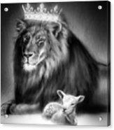Ultimate Inspiration-god's Plan Of Love Acrylic Print