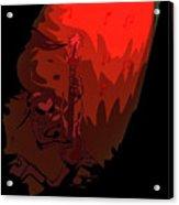 Ultimate Metal Queen Acrylic Print