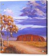 Uluru  - Ayers Rock Acrylic Print