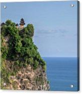 Uluwatu - Bali Acrylic Print