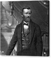 Ulysses S. Grant, 18th American Acrylic Print