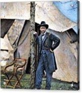 Ulysses S. Grant Acrylic Print