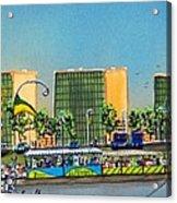 Um 7 De Setembro Estrategico Acrylic Print