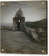 Umatac Guam- Spanish Lookout Acrylic Print