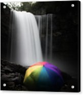 Umbrella Acrylic Print