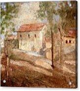 Umbria Acrylic Print