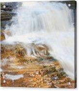 Umpachene Falls Acrylic Print