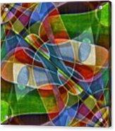 Unchartered Acrylic Print