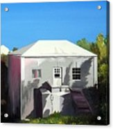 Uncle Leons House Acrylic Print
