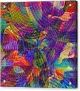 Uncommon Vibrations 2 Acrylic Print