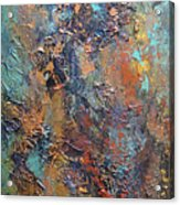 Undefined Conclusion II Acrylic Print
