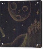 Under Alien Atars Acrylic Print
