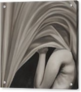 Under Cover Acrylic Print