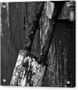 Under Lock And Key II Acrylic Print