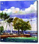 Under Maui Skies Acrylic Print