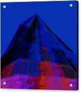 Under Stranger Stars Acrylic Print