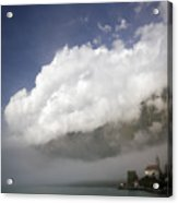 Under The Cloud Acrylic Print