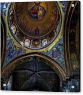 Under The Dome Acrylic Print