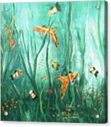 under the sea I Acrylic Print