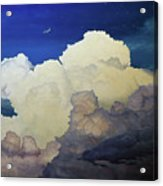 Under The Southern Cross Acrylic Print