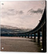 Under The Tappan Zee Acrylic Print