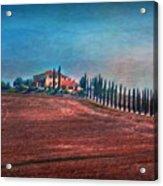 Under Tuscan Sun Acrylic Print