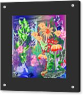 Under Water Acrylic Print